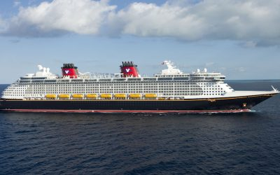Early 2022 Disney Cruise Line® Itineraries Announced