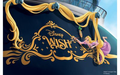 Disney Wish Set to Debut Summer 2022