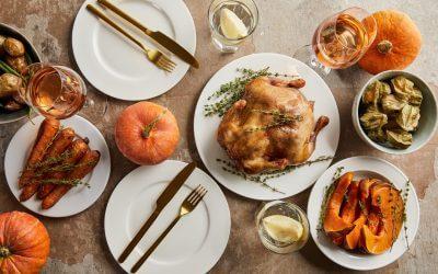 Thanksgiving Dinner at Disney Springs