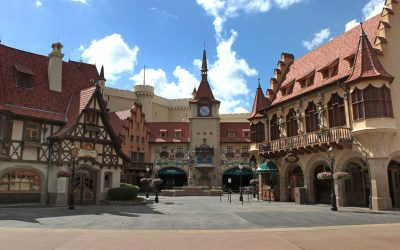 Annual Passholder Pop-Up Shop Coming to Der Teddybär at EPCOT