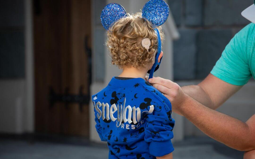 Disney is Focusing on Inclusive Apparel with First-Ever Adjustable Ears