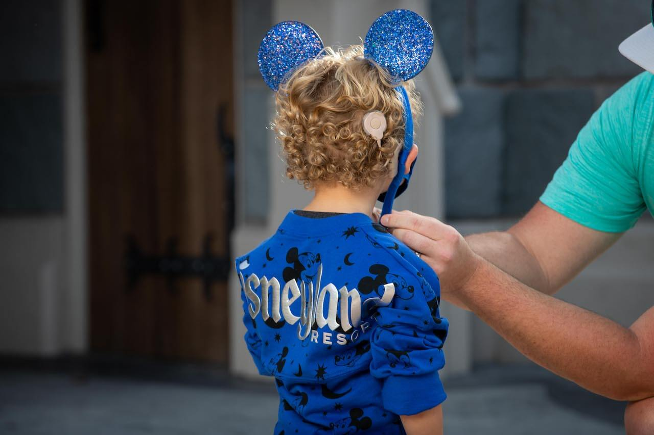 Wishes Come True Blue Ears