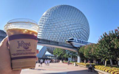 Coffee at Walt Disney World