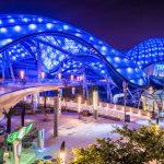 TRON Lightcycle Power Run Shanghai Disneyland