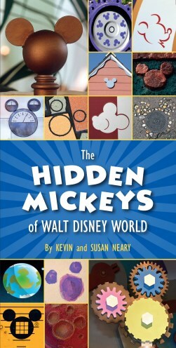Hidden Mickeys Book