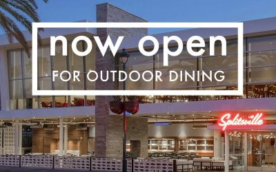 Splitsville at Downtown Disney in Anaheim is Now Open for Outdoor Dining