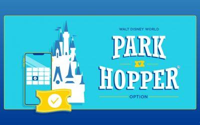 Park Hopper Returns to Walt Disney World Jan. 1