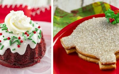 EPCOT Festival of the Holidays Outdoor Kitchen Menus Announced