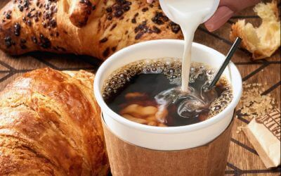 Vivoli il Gelato Now Offering Coffee and Croissant Morning Happy Hour