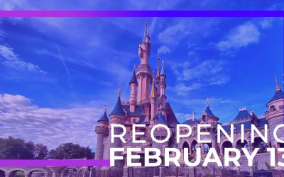 Disneyland Paris Will Not Reopen for Christmas as Planned