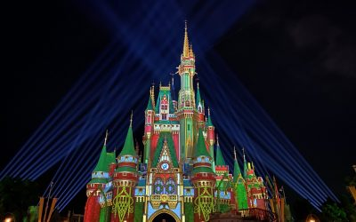 Disney Holiday Zoom Meeting Backgrounds