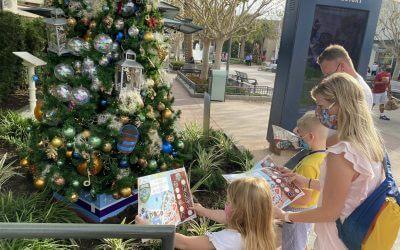 Christmas Tree Stroll at Disney Springs 2020