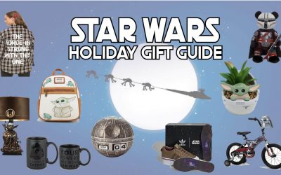 Holiday Gift Guide for the Star Wars Fan on Your List