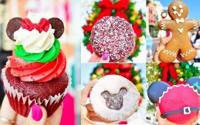 Holiday Treats Have Arrived at Walt Disney World