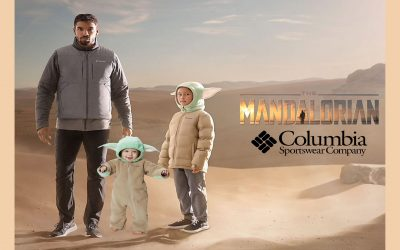 Columbia Partners with Star Wars for Special Edition The Mandalorian Collection