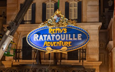 A Closer Look at Remy's Ratatouille Adventure Coming to EPCOT
