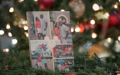 Disney PhotoPass Service Collaborates with EZ Prints to Offer Christmas Gift Options