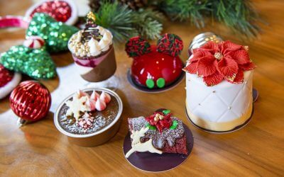 Disney Springs Holiday Treats & Drink Roundup