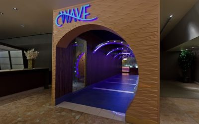 The Wave… of American Flavors Restaurant at a Glance