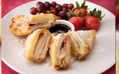 Disneyland Monte Cristo Sandwich Recipe From Blue Bayou