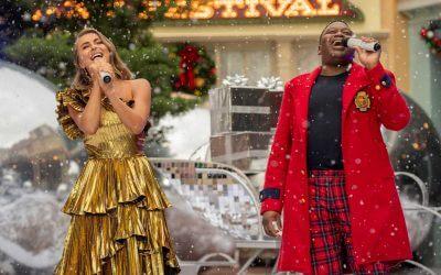 2020 ABC Disney Parks Magical Christmas Celebration