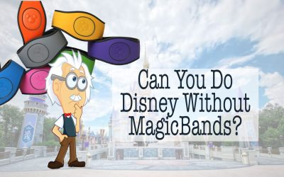 Disney To Discontinue Free MagicBands January 1st, What Do You Do Now?