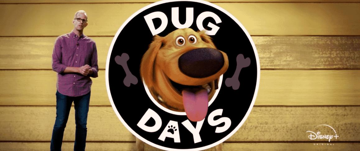 Dug Days Pixar