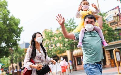 Disney Updates Their Face Mask Policy