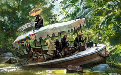 Jungle Cruise at Magic Kingdom and Disneyland to Get Major Upgrades