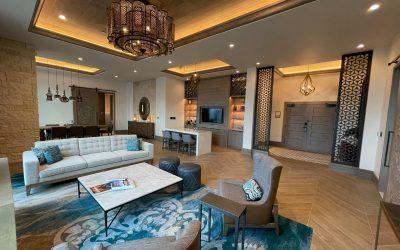 Photo Tour: Presidential Suite at Gran Destino Tower at Disney's Coronado Springs Resort