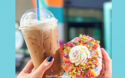 Everglazed Donuts and Cold Brew Now Open at Disney Springs
