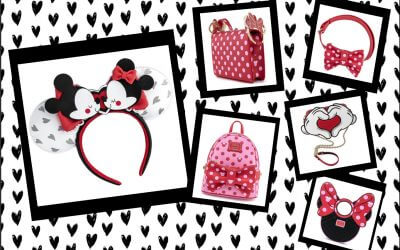 Loungefly Releases Sneak Peek of New Valentines Day Collection