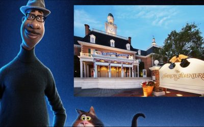 A New Exhibit is Coming to the America Adventure Pavilion at Epcot