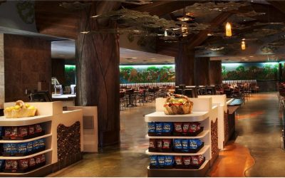 The Mara Quick Service at Animal Kingdom Lodge Reopens For Breakfast