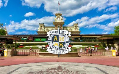 Gold Key Adventurers Society Podcast: Theme Park Hide and Seek