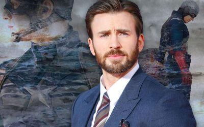 Chris Evans Returning to Marvel As Captain America