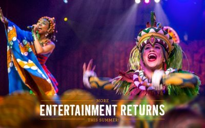 Festival of the Lion King to Return This Summer at Disney's Animal Kingdom