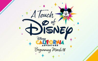 New Disney California Adventure Park Food Festival Beginning March 18