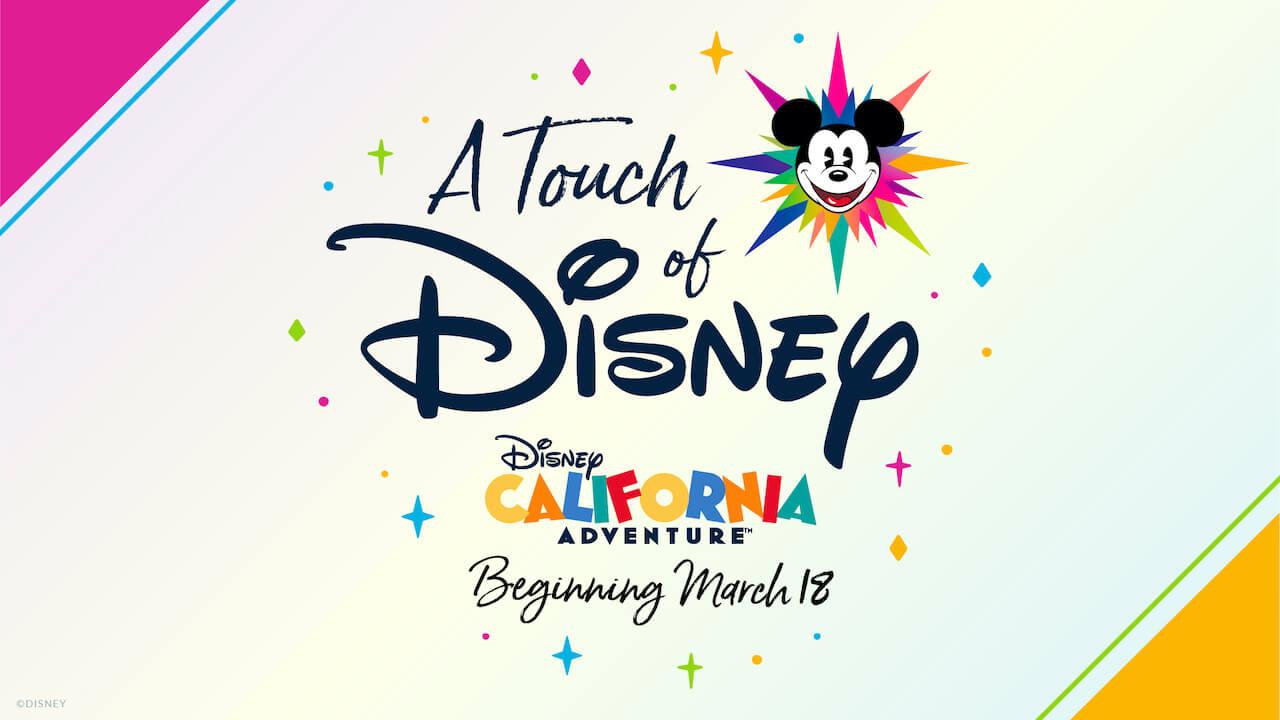 Touch of Disney California Adventure