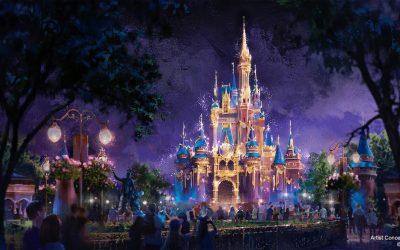 "Disney Announces ""Cinderella Pumpkin Coach"" Decor for BooBash and the 50th Celebration"