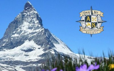 Gold Key Adventurers Society Podcast: Planning Our Pilgrimage
