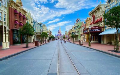 Tips For First-Time Visitors To Walt Disney World