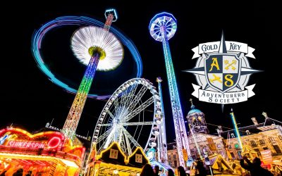 Gold Key Adventurers Society Podcast: Extreme Theme Park Rides