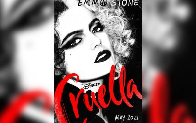 Disney's Cruella Official Trailer Drops