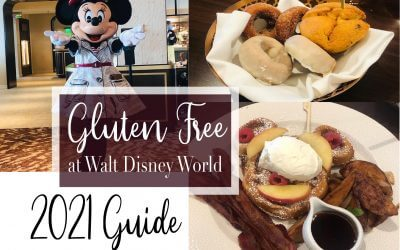 Gluten Free at Walt Disney World