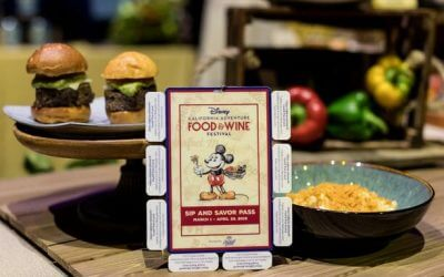 Refunds Now Offered for 2020 Disneyland Food & Wine Festival Unused Tabs