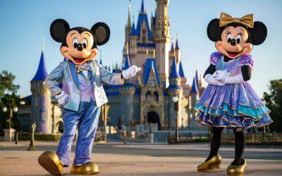 Walt Disney World Teases 50th Celebration