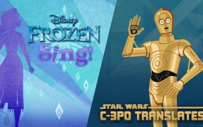 'Frozen' & Star Wars Voice Skills on Amazon Kids+