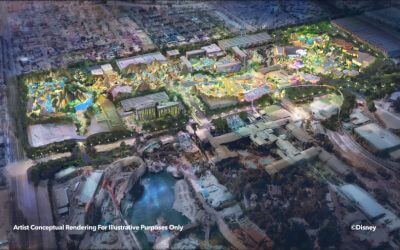 Disneyland Proposes A New Multi Year Expansion Project