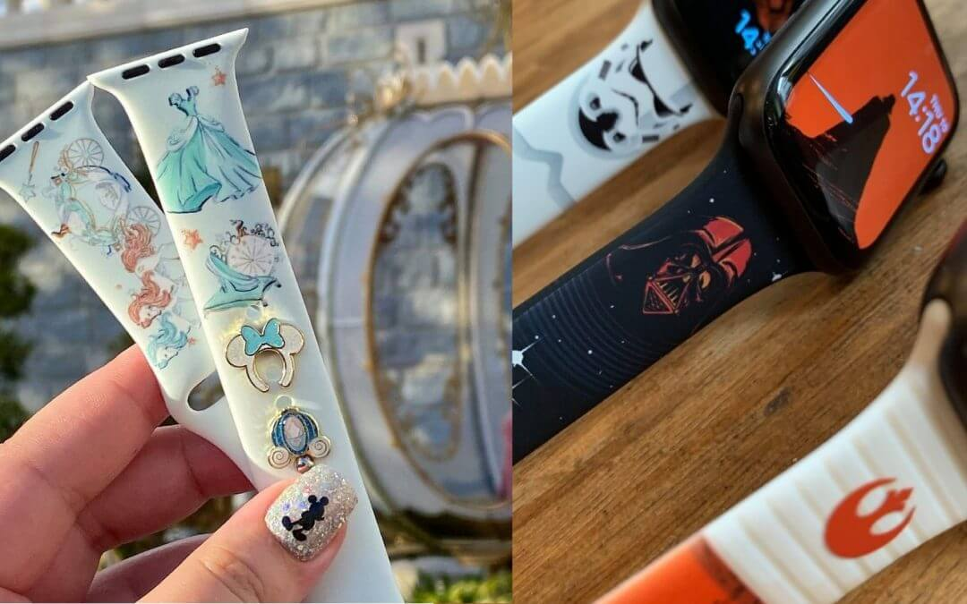 Disney Themed Apple Watch Bands